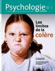 Édition complète - Ordre des psychologues du Québec