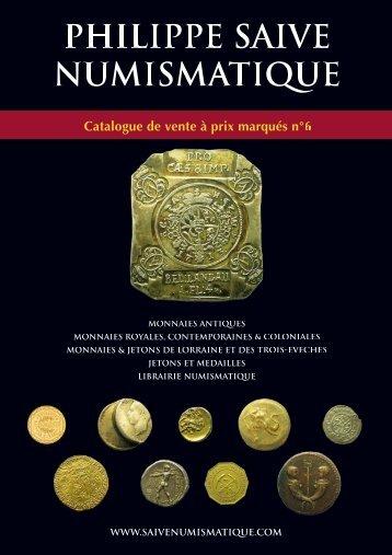 Téléchargez le catalogue au format PDF - Philippe Saive ...