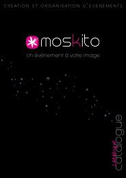 Spectacles Enfants - Moskito.fr
