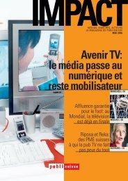 Avenir TV: le média passe au numérique et reste mobilisateur