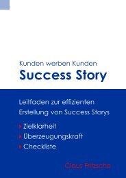 Success Story - Claus Fritzsche