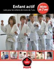 Enfant actif - Judo Canada