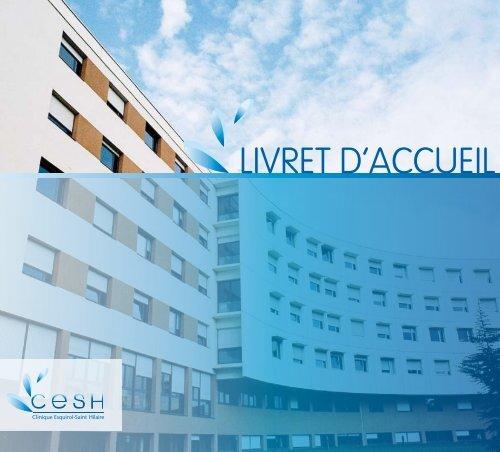 Livret Saint D'accueil Hilaire Le Télécharger Esquirol Clinique UqSzMjVGLp