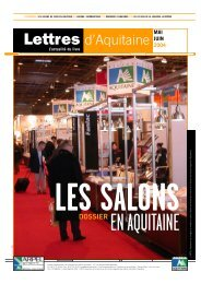 Télécharger Lettres d'Aquitaine en PDF - Conseil Régional d'Aquitaine