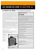 Télécharger Lettres d'Aquitaine en PDF - Conseil Régional d'Aquitaine - Page 4