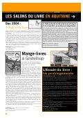 Télécharger Lettres d'Aquitaine en PDF - Conseil Régional d'Aquitaine - Page 6
