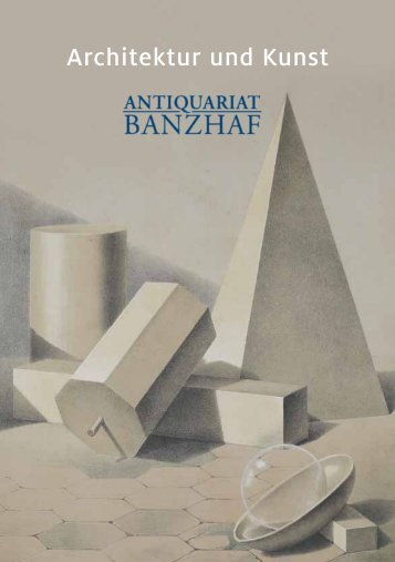 Architektur und Kunst
