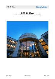 DER SN-SAAL - Salzburger Nachrichten