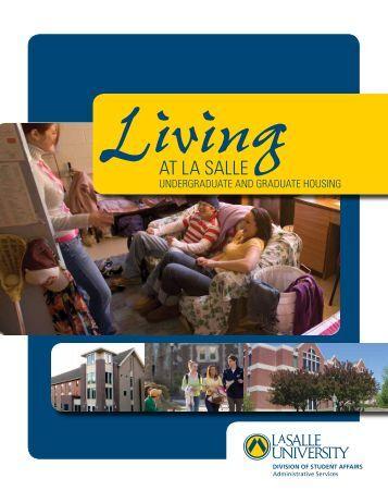 Living - La Salle University