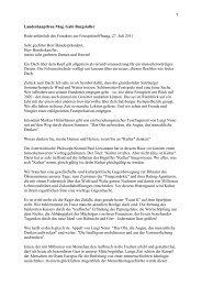 Rede von Landeshauptfrau Gabi Burgstaller als PDF