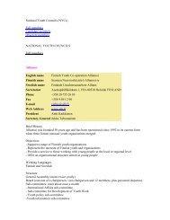 CGJL is an asbl (non-profit making organisation) - Homolaicus