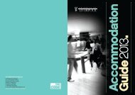 ACCOMMODATION GUIDE 2013 University of Liverpool ...