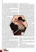 NISAN-IYAR/5772 AVRIL-MAI/2012 - Hevrat Pinto - Page 5