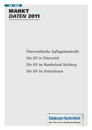 MA-Daten April 2011.indd - Salzburger Nachrichten
