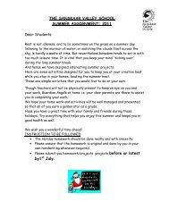 indus valley public school holiday homework 2015-16