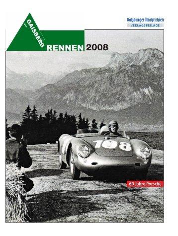60 Jahre Porsche - Salzburger Nachrichten
