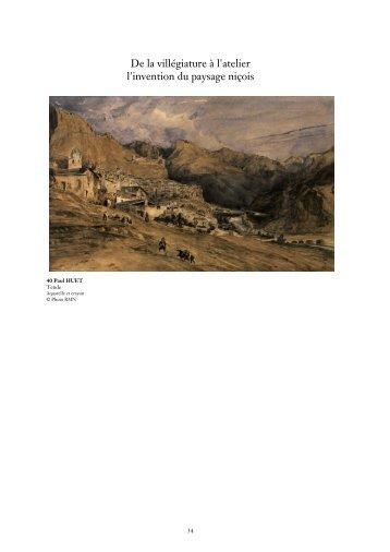 Livre Acade Nissart 1a96 - Le Pays de Nice et ses Peintres au XIXe ...