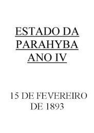 ESTADO DA PARAHYBA_15-02-1893.pdf - CCHLA
