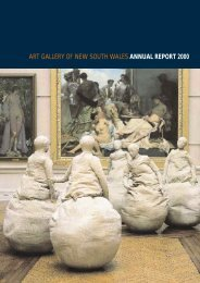 AGNSW_AnnRep_00 full.pdf - Parliament of New South Wales ...