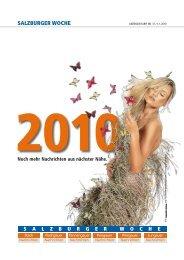 2010 - Salzburger Nachrichten