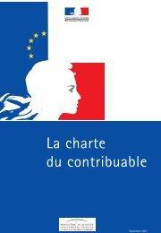 La charte du contribuable - Impots.gouv.fr