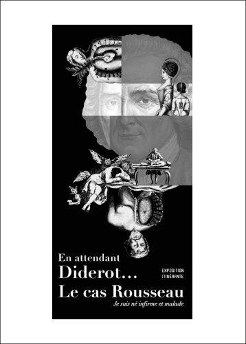 Livret de présentation En attendant Diderot...Le cas Rousseau