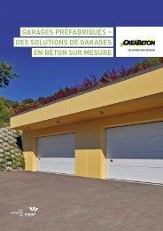 garages préFabriQués – Des solutions De garages en béton sur ...