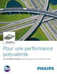 Pour une performance polyvalente - Philips Lighting