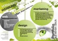 Marketing - Vorwärts Werbung GbR