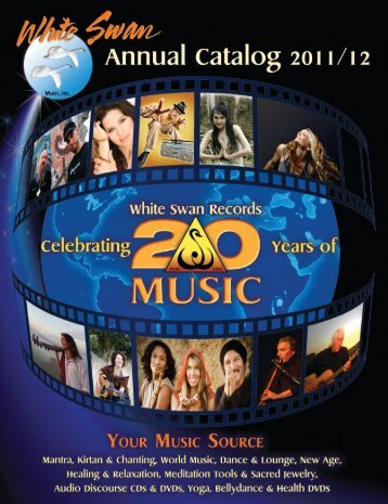Catalog 2011 - White Swan Music