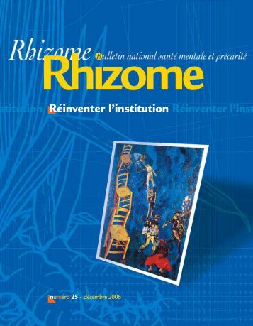 rhizome 25 - onsmp-orspere. Observatoire National des pratiques ...