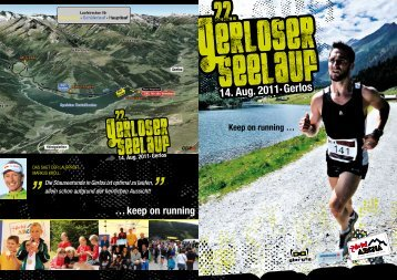 … keep on running - Zillertal Arena
