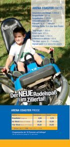 Sommer - Zillertal Arena - Page 4