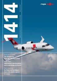1414 Magazine des donateurs de la Garde aérienne suisse ... - Rega