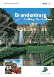 Brandenburg - S-Bahn Berlin GmbH