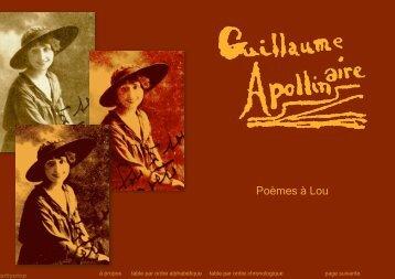 Poèmes à Lou - artyuiop