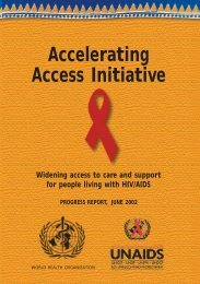 Pages de garde Accelerating... - libdoc.who.int - World Health ...