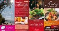 Frühstücksbuffet Sonntags- - Amadeus