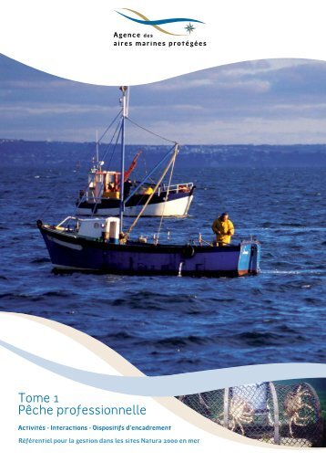 Référentiel pêche professionnelle - L'Encre de Mer