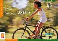 Vivez l'Avenue VERTE - Département de Seine-Maritime