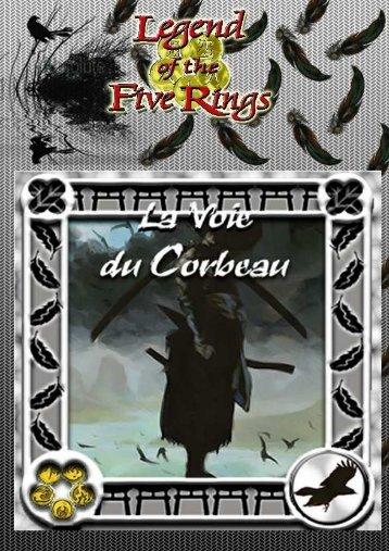 La Voie du Corbeau - La Voix De Rokugan