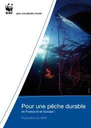 Pour une pêche durable - WWF France
