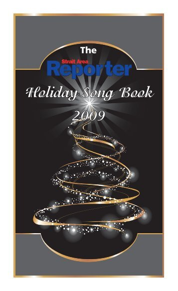 PH Dec 09 Songbook.pdf - The Pictou Advocate