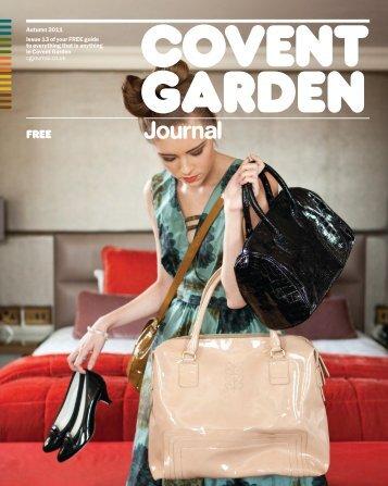 Covent Garden Journal