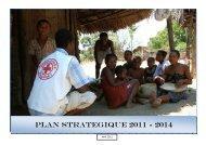 Plan Stratégique 2011-2014 - Croix-Rouge Malagasy