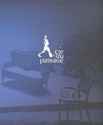 Compagnie du Passage – Parcours - Creadiffusion.net