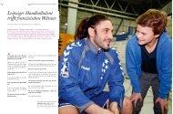 Leipziger Handballtalent trifft französischen ... - SC DHfK Handball