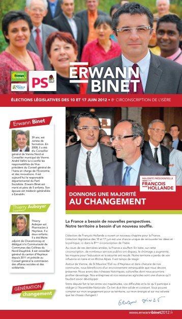 Journal-de-Campagne - Erwann Binet le blog
