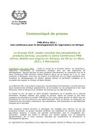 Document à télécharger - ocp