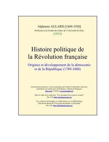 Le livre au format PDF-texte (Acrobat Reader) à télécharger